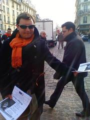Militant Paris 5ème 03/02/08