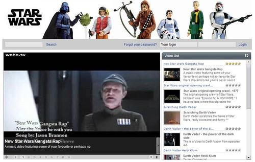 Channel Star Wars