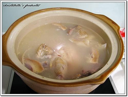 福華08年菜 金華土雞排翅
