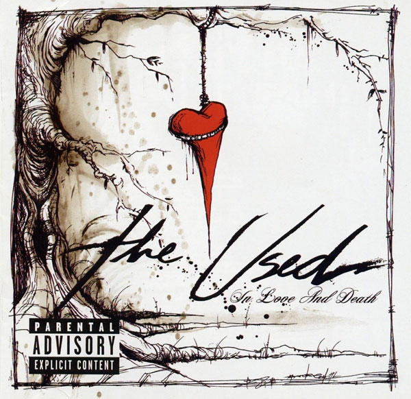 The-Used---In-Love-And-Death-(Front)