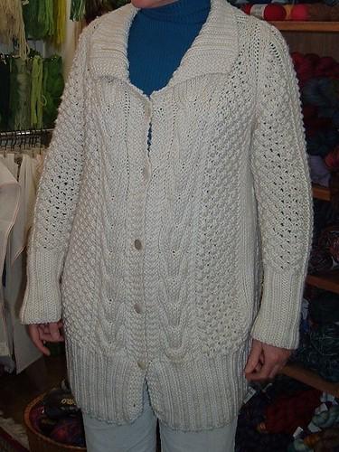 debbie bliss sweater