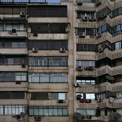 Cairo (LichtEinfall) Tags: architecture facade cairo fassade erpe c267aqu nexttocairohilton raperre urbancubism