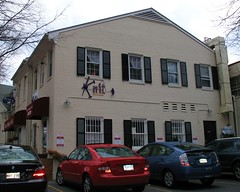 Knit & Stitch (Mr.TinDC) Tags: retail architecture knitting maryland yarn storefronts stores bethesda yarnstores knittingstores knitstitch bethesdaavenue