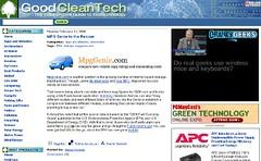 GoodCleanTech.com-MpgGenie