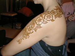 floral (hilarys_henna) Tags: flowers henna mehndi springfling