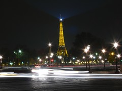 Tour Eiffel seen from the Concorde place (master.blitzy) Tags: paris france night day tour eiffeltower eiffel panasonic toureiffel concorde placedeconcorde panasonicfz50