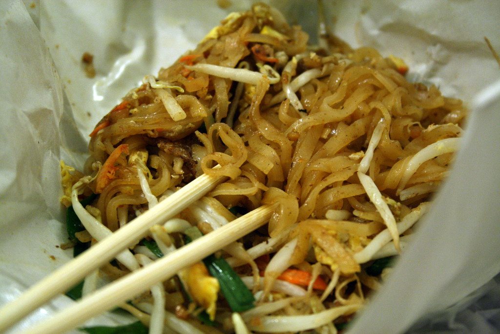 Lots of Cravings: How much Pad Thai can one eat?