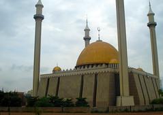 Mesquita Nacional em Abuja, Nigéria