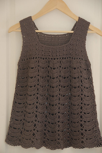Lacy Tunic - Free Patterns - Download Free Patterns