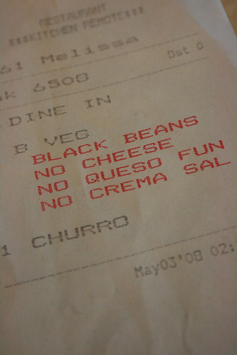 No queso fun