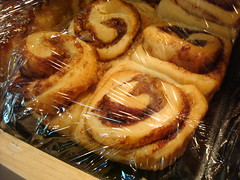 Cinnamon Rolls! at Beiler's