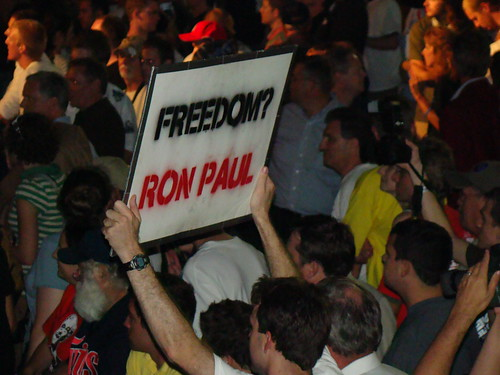 Ron Paul Nation Celebration