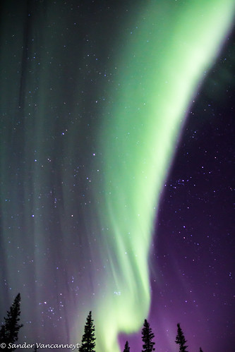 Northern Lights in Kiruna