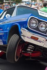 Artcar Parade - Hydraulics detail