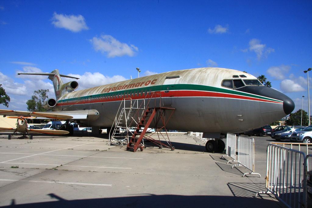 Anciens avions de la RAM 5796035526_b29effab9d_b