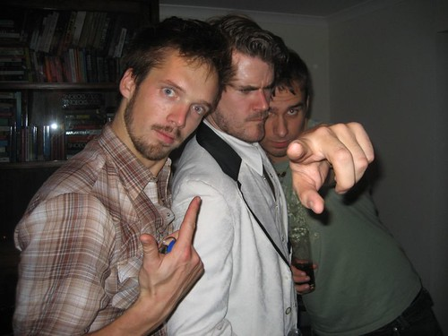 Tuur, Nick & Jonah