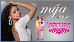 """Mya: """"My Bra"""""""