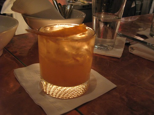 A divine Greyhound Cocktail at Hungry Cat