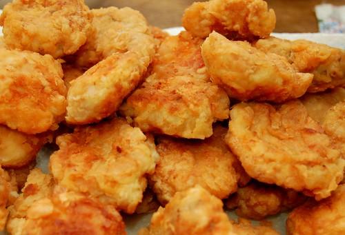 Easy Chicken Nuggets Recipes — Dishmaps