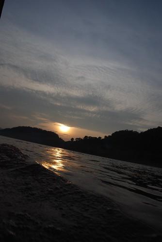 Sunset - Luang Prabang - Laos