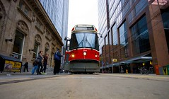 A Street Car named....... (riclane) Tags: toronto downtown ttc transportation streetcar torontotransitcommision mywinners superbmasterpiece 1on1photooftheweek 1on1photooftheweekoctober2007