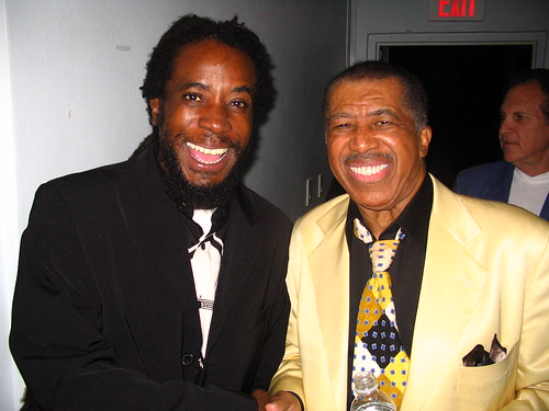 Half Pint and Ben E. King