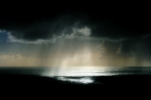 Black storm over Piha. West Coast. New Zealand | Flickr - Photo ...