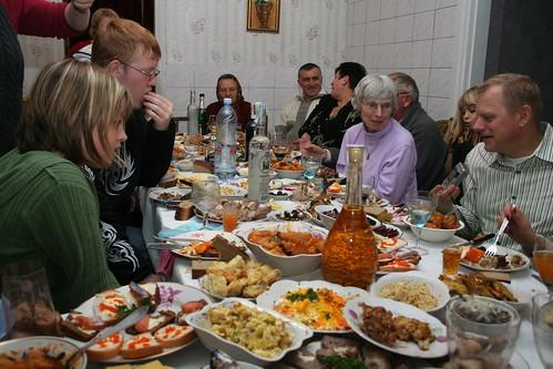 Ukrainian Feast