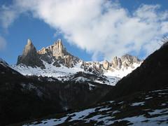 ansabère (olive le basque_64) Tags: lescun winter trekking stone rocks rock randonnée pyrénnées pyrennees pic neige hiver ansabére vallée pyrennées mountains montagne french france béarn aspe cirquedelescun