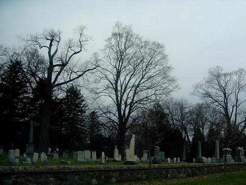 Fayetteville Graveyard