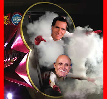 mitt and rudy cannonball