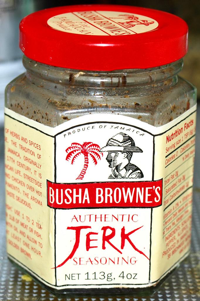 Authentic Jerk