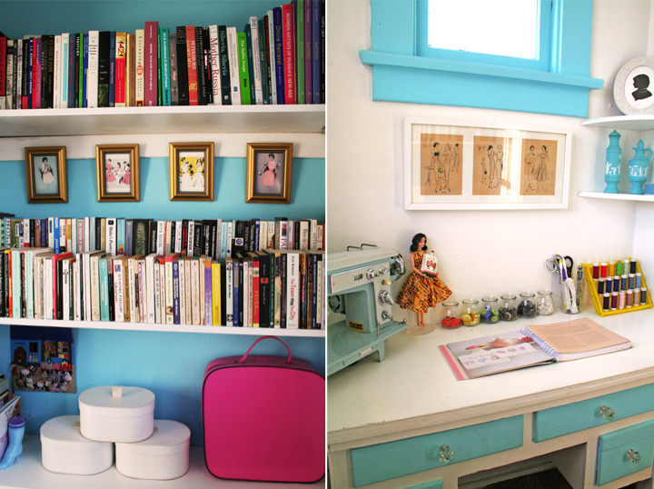 Sewing Room/Library