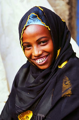 SMILES OF ETHIOPIA (BoazImages) Tags: africa portrait woman black smile face dress traditional hijab ethiopia soe aplusphoto boazimages naturalbeautyportraiture
