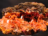 Crocoite (Tjflex2) Tags: red color nature beauty rock museum compound nice pretty gallery natural display personal crystal australia structure collection minerals mineral tasmania colourful dundas information lead interest naturalwonders element specimen collector reference chemical inorganic crystalline geological chromium crocoite mineralogy chromate locality rockhound mineralogical sulphate crystallinestructure monoclinic macromarvels naturallyoccurring adelaidemine geometricspatialarrangement