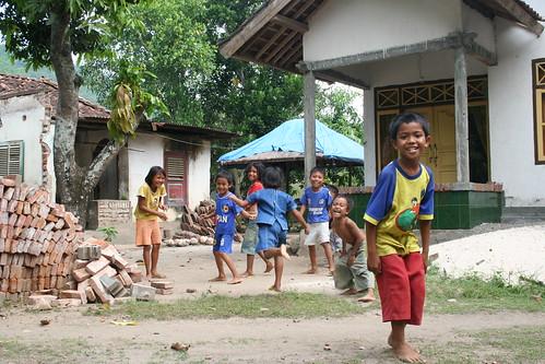 crianças Sekotong / Lombok