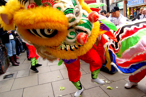 Chinese New Year celebrations - Dublin