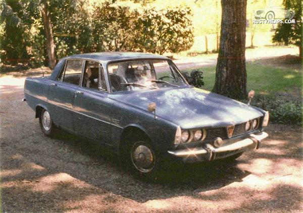 1967 Rover 2000 SC