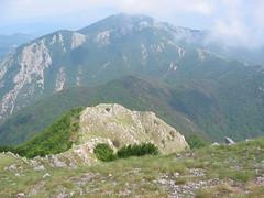 Monte Zaccana dal Monte La Spina