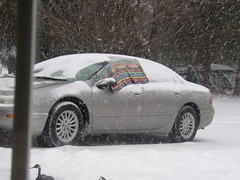 Snow Turban
