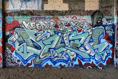 DZYER (otherthings) Tags: sanfrancisco graffiti dzyer