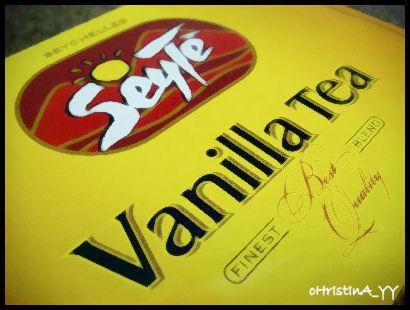 Seychelles Vanilla Tea