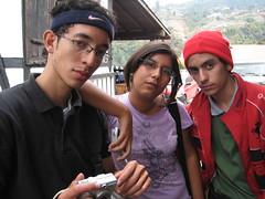 Erune, Daniela y Coronel (Shadowargel) Tags: flickr grupo colonia encuentro tovar angelesydemonios encuentrosflickr
