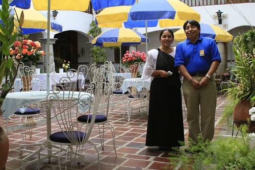 Cotacachi hotel El Meson