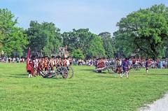(rjcox) Tags: williamsburg militia