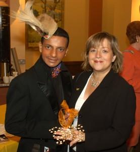 Louis Mariette & Angie Davidson