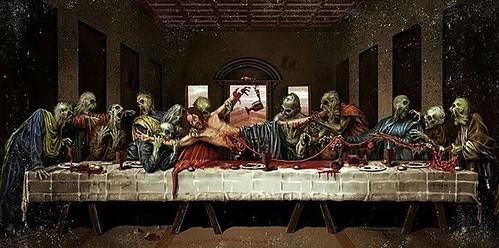 La Cène des zombis