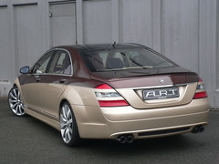 2008 ART Mercedes-Benz S-Class Two-Tone 3