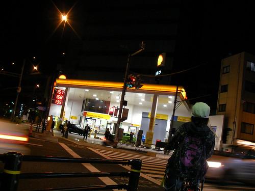 ガソリン暫定税率復活の日
