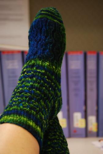 Poinson Zombie Socks